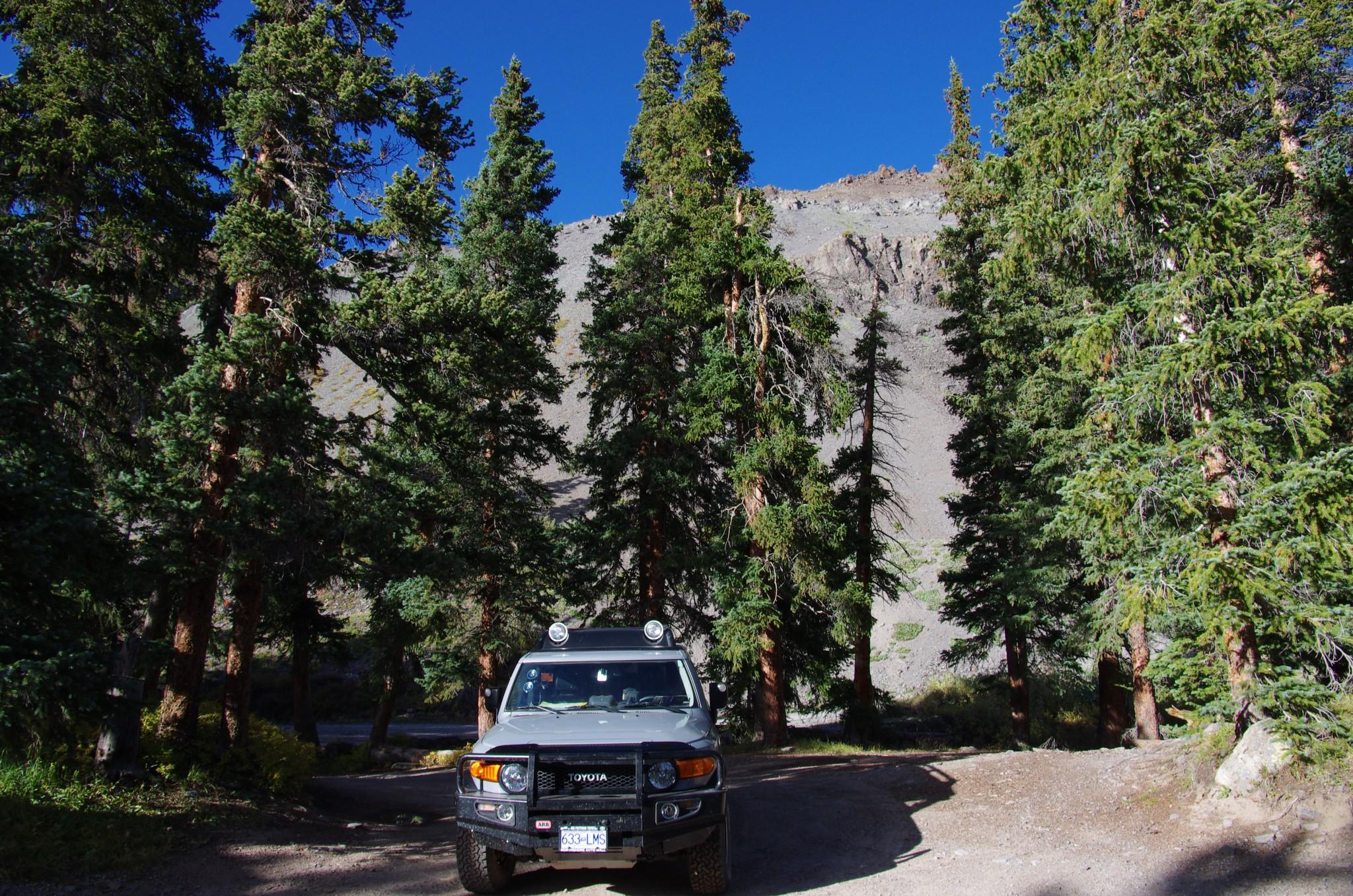 Alpine Loop Trail, CO